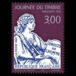 Sellos franceses N ° 3052 nuevos sin charnela