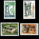 Timbres France Série N° 3079/3082 neuf sans charnière