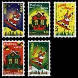 Briefmarken Reihe von France N ° 3200/04 Postfrisch