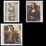 Timbres France Série N° 3234/36 neuf sans charnière