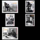 Timbres France Série N° 3519/23 neuf sans charnière