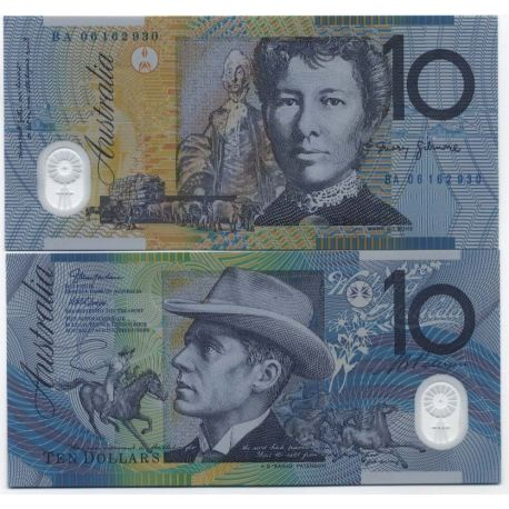 AUSTRALIA - Pk No. 58 - Ticket 10 Dollars