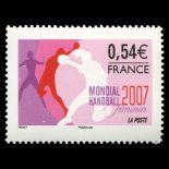 Francobolli francesi N ° 4118 Nuevo non linguellato