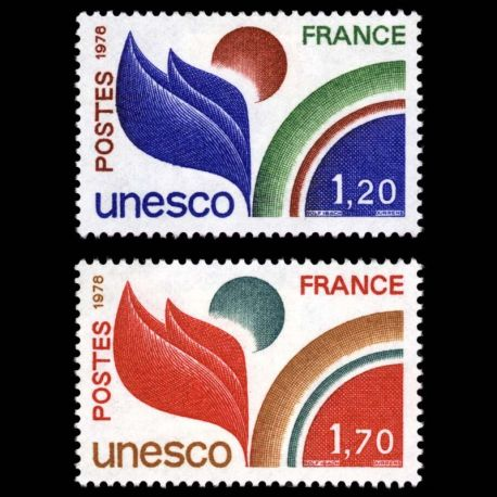 France Service N° 56/57- Neuf(s) sans charniEre