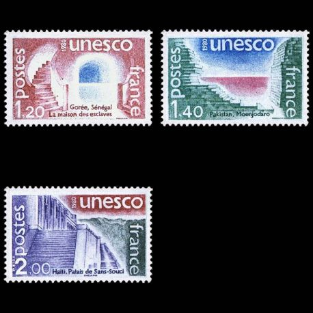 France Service N° 60/62- Neuf(s) sans charniEre