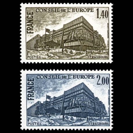 France Service N° 63/64- Neuf(s) sans charniEre