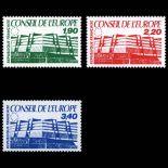 Reihe von Dienstmarken N ° 93 / 95- Postfrisch