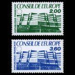 Timbres de service France Série N° 96/97- Neuf(s) sans charniEre
