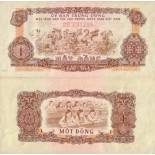 Billets collection VIETNAM SUD Pk N° 4 - 1 Dong