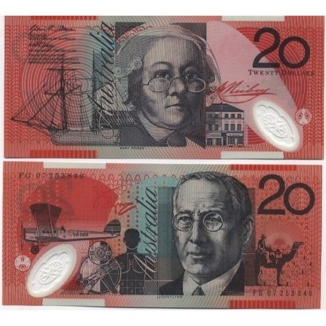 AUSTRALIE - Pk N° 59 - Collection billet de 20 Dollars