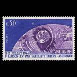 Andorra Briefmarken N° 165 Postfrisch