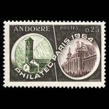 Andorra Briefmarken N° 171 Postfrisch