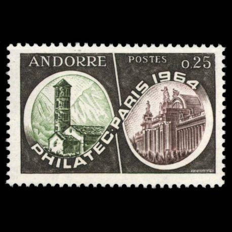 Andorre - N° 171 - Neuf sans charnière