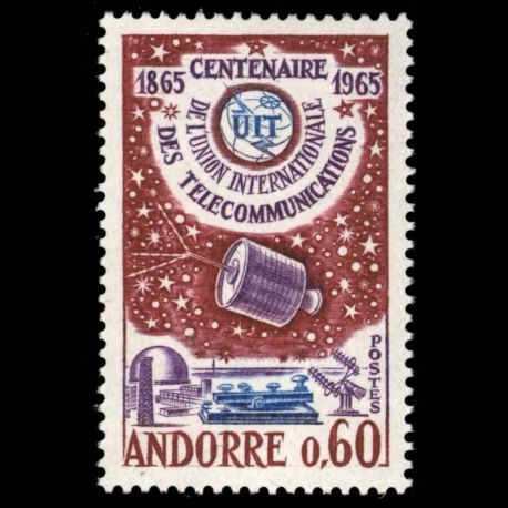 Andorre - N° 173 - Neuf sans charnière
