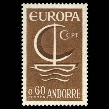 Andorre - N° 178 - Neuf sans charnière