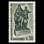 Timbre Andorre N° 181 neuf sans charnière