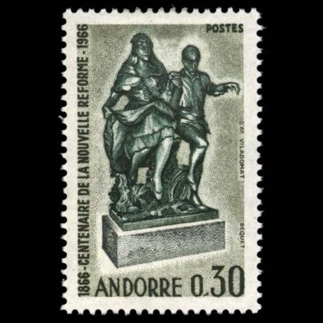 Andorre - N° 181 - Neuf sans charnière