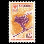 Andorra Briefmarken N° 187 Postfrisch
