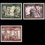 Andorra Briefmarken N° 191 bis N° 93 Postfrisch