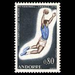 Andorra Briefmarken N° 201 Postfrisch