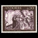 Andorra Briefmarken N° 204 Postfrisch