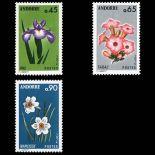 Andorra Stamp N° 234 to N° 236 Mint NH