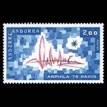 Andorra Briefmarken N° 248 Postfrisch
