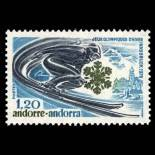 Andorra Stamp N° 251 Mint NH