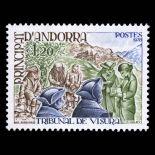 Andorra Briefmarken N° 272 Postfrisch