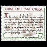 Andorra Briefmarken N° 273 Postfrisch
