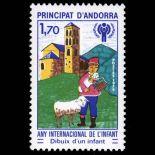Andorra Briefmarken N° 279 Postfrisch