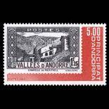 Andorra Stamp N° 304 Mint NH