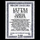 Andorra Briefmarken N° 315 Postfrisch