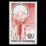 Andorra Briefmarken N° 341 Postfrisch