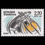 Andorra Briefmarken N° 368 Postfrisch