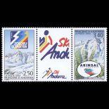 Andorra Briefmarken N° 426A Postfrisch