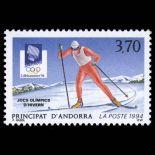 Timbre Andorre N° 441 neuf sans charnière