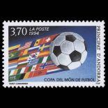 Andorra Briefmarken N° 446 Postfrisch
