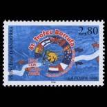 Timbre Andorre N° 480 neuf sans charnière