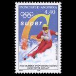 Andorra Briefmarken N° 498 Postfrisch
