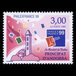 Andorra Briefmarken N° 518 Postfrisch