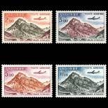 Timbre Andorre N° 5/8 PA neuf sans charnière