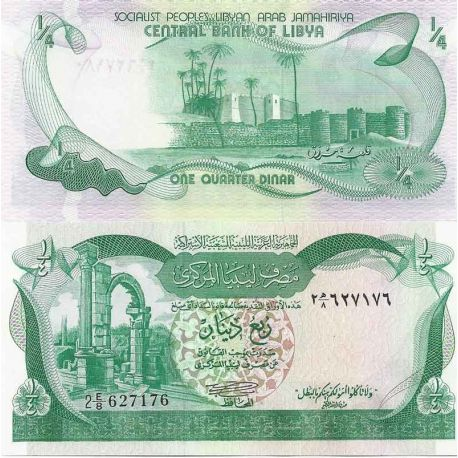 Libye - Pk N° 42A - Billet de banque de 41000 Dinar