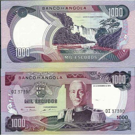 Angola - Pk N° 103 - Billet de banque de 1000 Kwanza