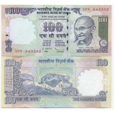 Inde - Pk 105 - Billet de banque de 100 Rupee
