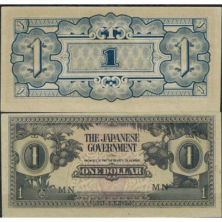 Malaisie - Pk N° 5M - Billet de banque de 1 Dollar