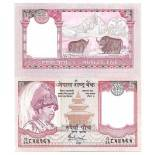 Nepal - Pk N° 53 - Billet de banque de 5 Rupees