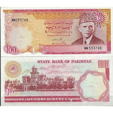 Pakistan - Pk N° 31 - Billet de banque de 100 Ruppee