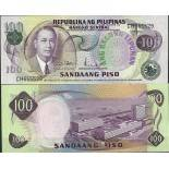 Banknote collection Philippines Pick number 164 - 100 Peso
