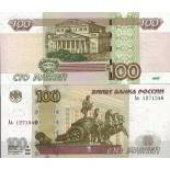 Banconote Russia Pk N° 275 - di 100 Rubles